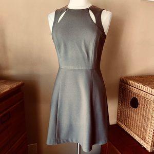 Catherine Malandrino Olive Green Dress